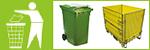 Equipements pour la collecte des déchetsl