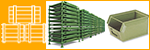 Equipements pour le stockage industriel
