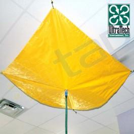 Lona colectora para techos - Medidas: 457x457 mm