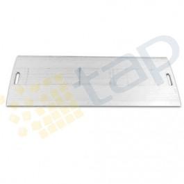 Plaque de chargement amovible 550x1250 mm