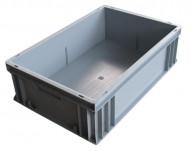 Cubeta de plástico 600x400x180 mm