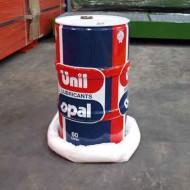 20 mechas absorbentes para hidrocarburos