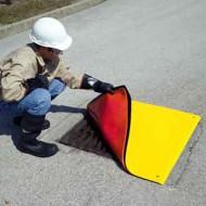 Placa de obturación reforzada 458x1474 mm