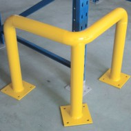 Arco de protección para esquinas - Altura 600 mm