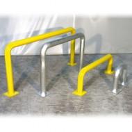 Arco de protección galvanizado 350x1000 mm