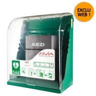 Armario de ABS y policarbonato para desfibrilador