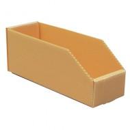 Cubeta con apertura Kangourou desmontada 2 litros