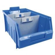 50 cubetas con apertura Kangourou con separadores de 8 litros