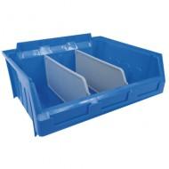 Cubeta con apertura Kangourou con separadores de 16 litros