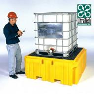 Cubeta colectora de PEAD para 1 GRG/IBC