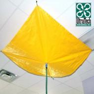 Lona colectora para techos - Medidas: 155x155 mm