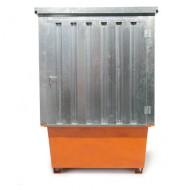Caseta de almacenamiento para 1 GRG/IBC