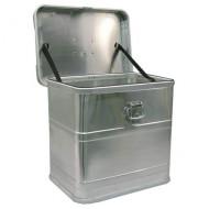 Contenedor de aluminio 40 litros con tapa
