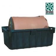 Cuba de almacenamiento de PEAD para cisterna - 2290 l