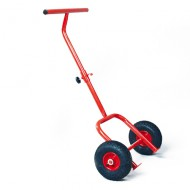Carro para bidones 2 ruedas