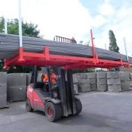 Manurack para cargas largas (modelo completo)
