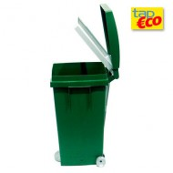 Contenedor 80 litros verde