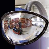 Espejo industrial 85 cm