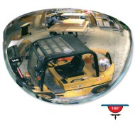 Espejo de vigilancia 180° Ø 50 cm