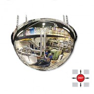 Espejo de vigilancia 360° Ø 50 cm