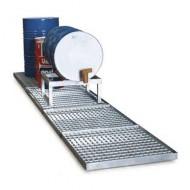 Plataforma colectora para cargas ligeras 1200 kg/m²