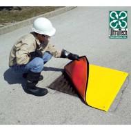 Placa de obturación reforzada 458x458 mm