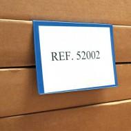 Porte étiquette pour carton 305x230+60 mm