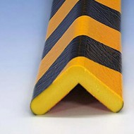 Perfilado de protección para ángulos plano de poliuretano