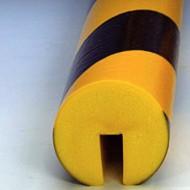 Perfilado de protección esférico para arista cortante