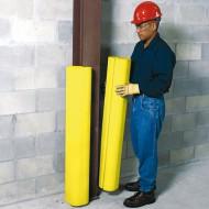Protección para pilares de PEAD