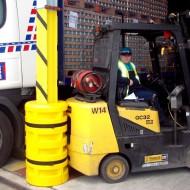 Protección para poste de 250x250 mm