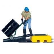 Rampa de acceso para cubeta para 1 bidón (ref. 52004-52023)