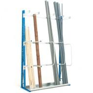 Estantería para almacenamiento vertical 1500 mm - Elemento adicional