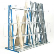 Estantería para un almacenamiento vertical con cara doble 1500 mm - Elemento adicional