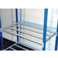 Estante adicional para estanterías con estantes de tubos