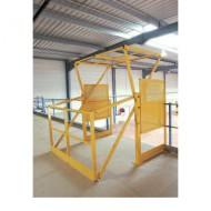 Compartimento de seguridad 1800x3000
