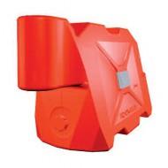 Separador de vías - Gran modelo - Rojo
