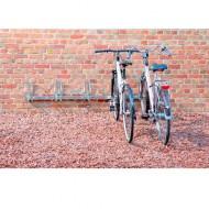Soporte para bicicletas mural 5 emplazamientos rectas